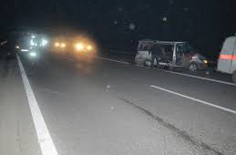 Смолянин угнал и сжег чужое авто.