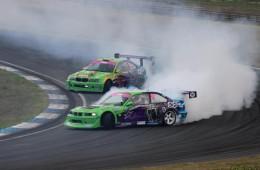 На Смоленском кольце состоялся четвертый этап Russian Drift Series.