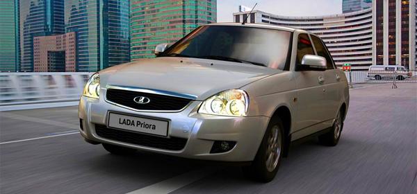 АвтоВАЗ начал производство Lada Priora c «роботом»