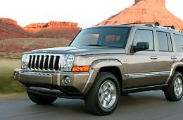 Chrysler отзывает около 800 тысяч внедорожников