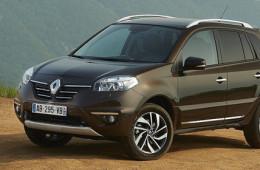 Новый Renault Koleos появится через два года