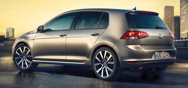 Volkswagen привезет в Россию юбилейный Golf Edition