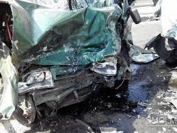 В Сафоново в серьезном ДТП погибли люди.