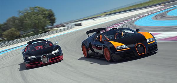 Стали известны новые подробности о преемнике Bugatti Veyron