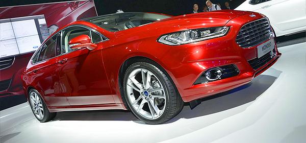 Ford привезет в Европу новый Mondeo