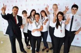В Смоленске состоялось официальное открытие автосалона Mitsubishi