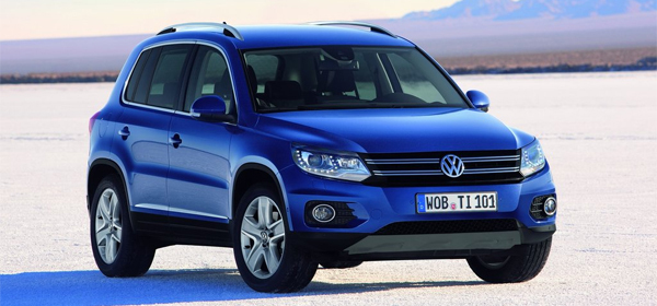 Volkswagen отзывает 189 тысяч автомобилей
