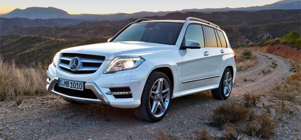 Mercedes-Benz GLK получит «заряженную» версию
