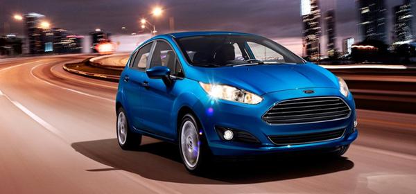 Ford Fiesta будут выпускать в России