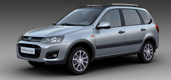 АвтоВАЗ начал производство Lada Kalina Cross