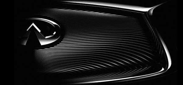 Компания Infiniti показала тизер неизвестной модели