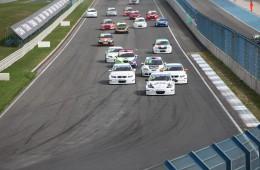 На Смоленском кольце прошла Российская серия кольцевых гонок.