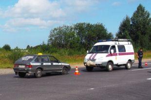 Смоленский таксист умер прямо за рулем автомобиля.