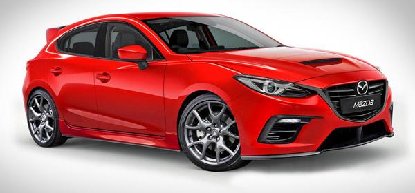 Mazda3 MPS получит полный привод