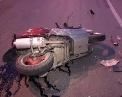 В Смоленской области скутерист столкнулся с автомобилем.