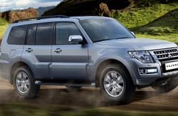 Mitsubishi представила рестайлинговый Pajero для России