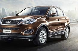 В России стартовали продажи автомобилей Chery локальной сборки