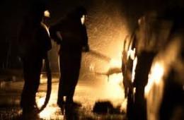 В Смоленске сгорел очередной автомобиль.