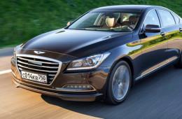 В России стартовали продажи Hyundai Genesis с увеличенным клиренсом