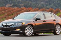 Honda разработала автономный автомобиль