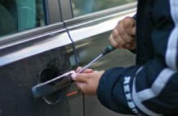 Житель Смоленской области угнал авто и попал в ДТП.