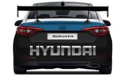 Hyundai представит 708-сильную версию седана Sonata