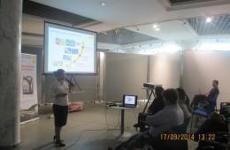 Презентации революционной технологии от концерна «Shell»
