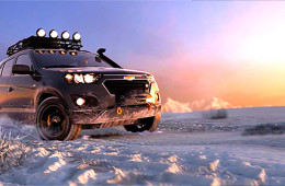 Новая Chevrolet Niva прошла первые тесты