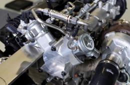 Volvo разработала мотор с тройным наддувом