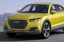 Audi TT переделают в кроссовер