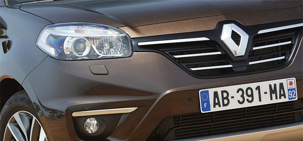 Renault представит новый кроссовер 2 февраля