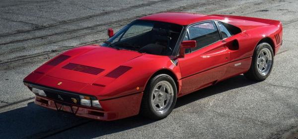 Раритетный Ferrari выставили на продажу за 2 миллиона евро