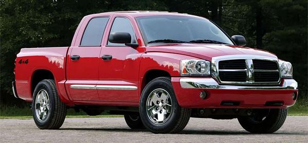 Chrysler отзывает 67 000 пикапов