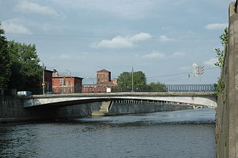 Смоленская администрация не довольна качеством дороги на Крестовоздвиженском мосту.