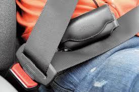 У смоленских автолюбителей проверят ремни безопасности.