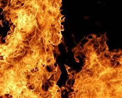 В Смоленской области прямо на ходу загорелась «шестерка».