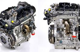 Компания Volvo разработала трехцилиндровый мотор Drive-E