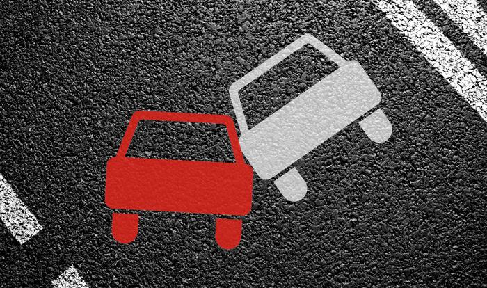 Три человека пострадали в аварии под Смоленском.
