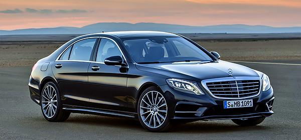 Mercedes-Benz S-Class назвали лучшим автомобилем года для женщин