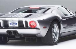 Названа дата премьеры нового поколения Ford GT