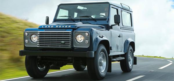 В России прекращаются продажи Land Rover Defender