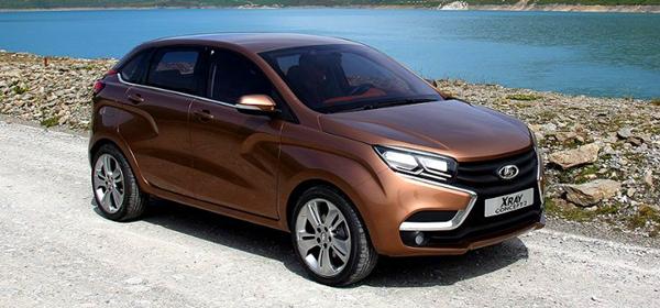 АвтоВАЗ рассказал о моторах для Lada XRAY