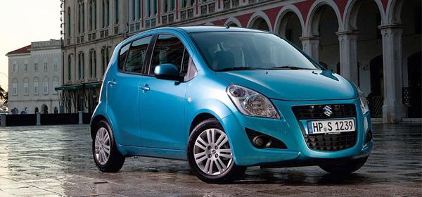 Suzuki Splash покидает российский рынок