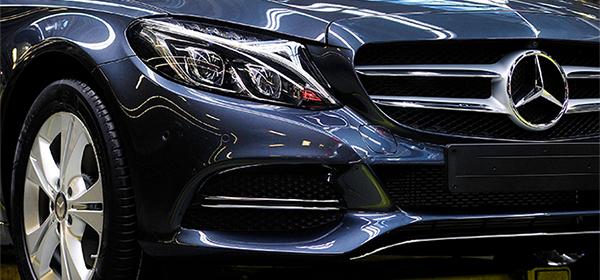 Автомобили Mercedes-Benz подорожали на 40%