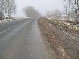 Смоленские госавтоинспекторы проверили трассу «Брянск-Смоленск».