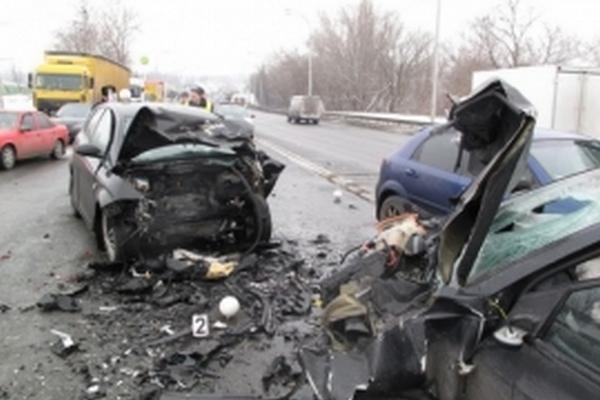 В Смоленской области авария унесла жизнь человека