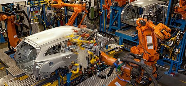 Минпромторг прогнозирует падение автопроизводства в 2015 году на 10%