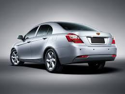 Geely Motors повышает цены на автомобили в России