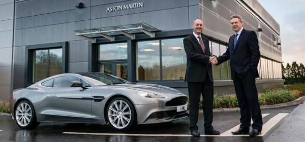 Aston Martin открыл новый центр исследований