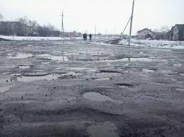 Власти Смоленска обещают залатать дороги в городе.